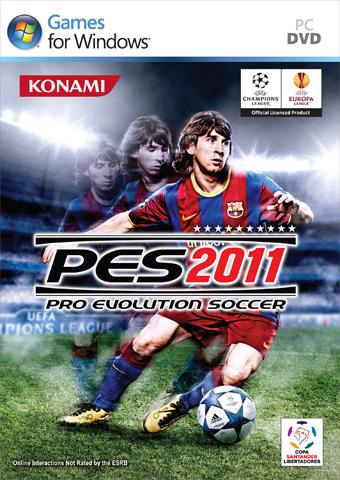دانلود بازی pes 2011