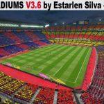 دانلود پک استادیوم ورژن3.6 برای PES2015