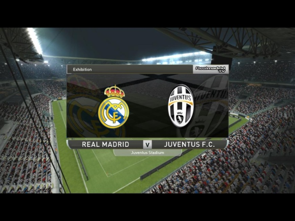 اسکوربرد جدید Real Madrid Tv
