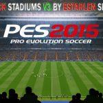 دانلود پک استادیوم ورژن3 برای PES2015
