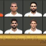 دانلود فیس پک رئال مادرید  (Real Madrid Facepack By Amir.hsn7 )