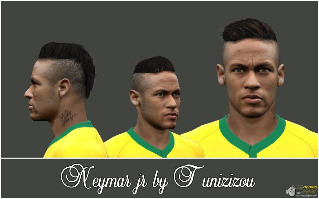 دانلود فیس نیمار Neymar Jr Face