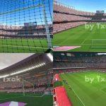 دانلود ورزشگاه  نیوکمپ برای pes 2015