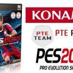 دانلود پچ بروز رسانی جدید بازی PES 2015 با نام PTE Patch 6.0