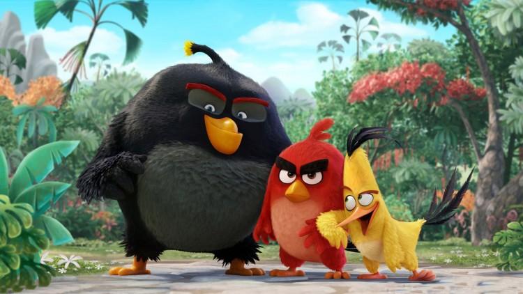 دانلود تریلر انیمیشن The Angry Birds Movie