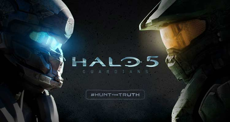 دانلود تریلر Halo 5 Blude Team Opening Cinematic