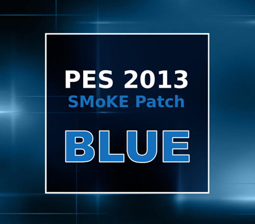 دانلود پچ  PES 2013 SMoKE Patch 5.2 +آبدیت