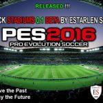 پک استادیوم Estarlen Silva ورژ ن۰٫۱ Pes 2016