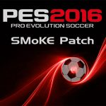 دانلود پچ SMoKE Patch 8.0 BETA برای PES 2016