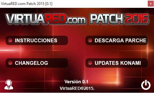 پچ بروزرسانی VirtuaRED.com Patch 2016