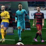دانلود کیت پک بارسلونا برای pes 2016