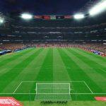 دانلود  ورزشگاه سانتیاگو برنابئو Pes 16