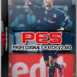 دانلود پچ بروزرسانی  PESProfessionals Patch v2 For PES 2016 ( آبدیت اظافه شد)