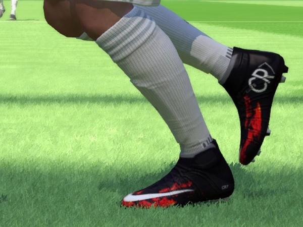 دانلود کفش جدید رونالدو C. Ronaldo برای pes2016