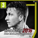 دانلود پچ eModder ورژن ۳ برای Pes2016