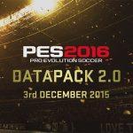 دانلود دیتا پک کونامی ورژن 2 برای PES2016 (آموزش ویدیویی اظافه شد)