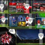 دانلود پچ گرافیکی تیم منچستر یونایتد  برای pes 2016