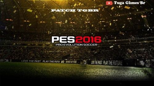 دانلود پچ TGBR v3.5 برای PES2016(فیکس پچ +آموزش ویدیویی اظافه شد)