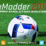 پچ گرافیکی eModder Picth4 ورزن 2 برای PES2016