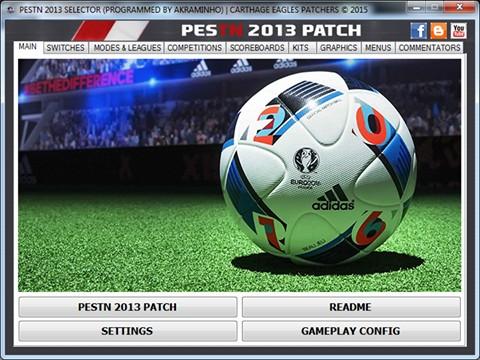 پچ PESTN ورژن 9 برای  PES 2013