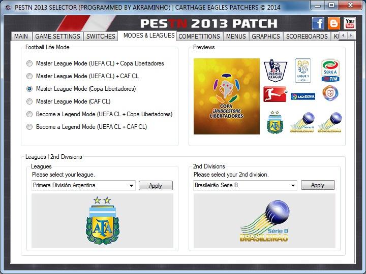 PESTN 2013 PATCH 9.0