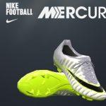 کفش جدید نایک Mercurial برای PES 2016