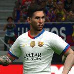 کیت پک تیم بارسلونا 16-17 برای PES 2016