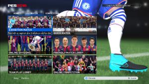 PES 2016 Barcelona Pack