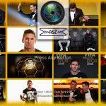 استارت اسکرین  جدید مسی برای PES 2016