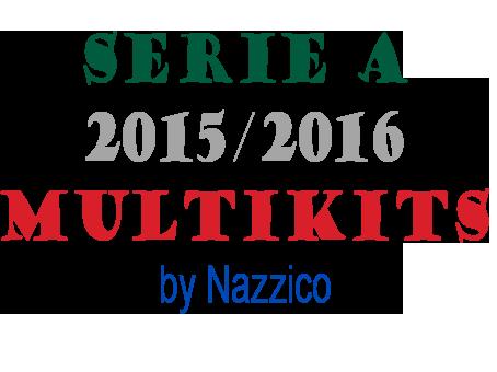 کیت پک Serie A فصل 2016-15 برای PE2016