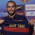 فیس جدید Aleix Vidal برای PES 2016