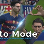تتو مود هماهنگ با Professionals Patch برای PES2016