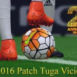 پچ Tuga Vicio v3.0 برای PES 2016 (آپدیت 3.1 اضافه شد)