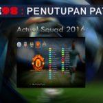 پچ جدید ME98 Penutupan برای PES 2013