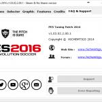 پچ جدید Tuning ورژن 1.03.02.2.00.1 برای PES 2016