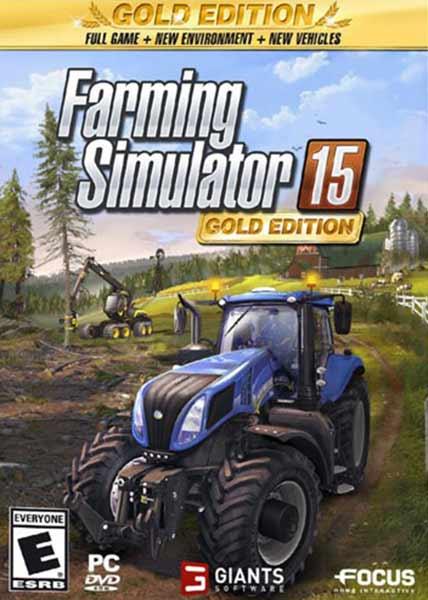 دانلود بازی کامپیوتر Farming Simulator 15 Holmer