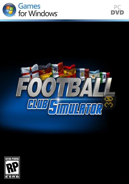 دانلود بازی Football Club Simulator برای کامپیوتر