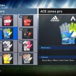 پک دستکش دروازبانی برای PES 2016
