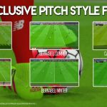 پک چمن جدید برای PES 2016