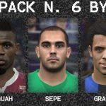 فیس پک جدید Serie A برای PES 2016