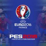 اینترو HD   یورو 2016 برای PES 2016