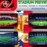 پیش نمایش زیبای ورزشگاها برای PES 2016