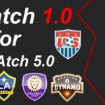 پچ  MLS در PTE 5 برای PES 2016