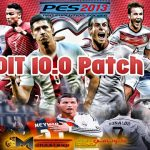 پچ جدید PESEdit 10.0 Version 3.0 برای PES 2013