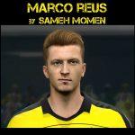 فیس Marco Reus برای PES 2016