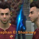 فیس جدید El Shaarawy برای PES 2016