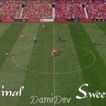 پچ گرافیکی SweetFX برای PES 2016