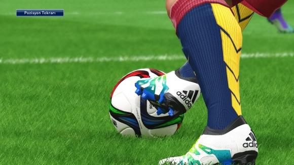 کفش جدید Adidas X 16 برای PES 2016