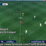 پچ گرافیکی و اسکوربرد لیگ قهرمانان فصل 2015/2016 برای pes2010