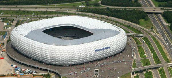 ورزشگاه آلیانز آرنا برای pes2010